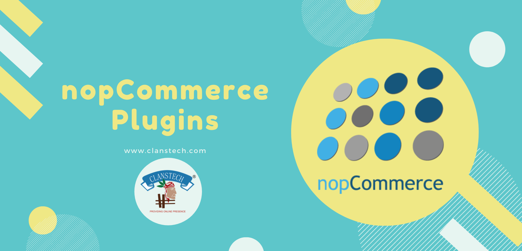 nopCommerce Plugins by Clanstech