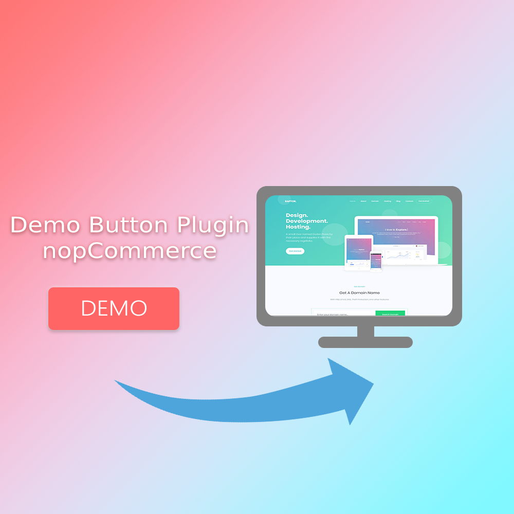Demo Link nopCommerce Plugin